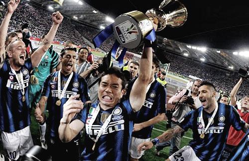 Японский первопроходец   Интер Милан   Inter Milan