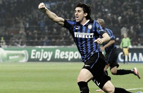 "Неувядающий Диего ""Рокки"" Милито   Интер Милан   Inter Milan"