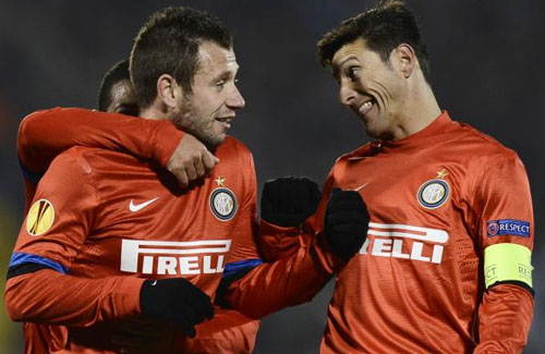 С Кассано жить стало лучше, жить стало веселее... | Интер Милан | Inter Milan