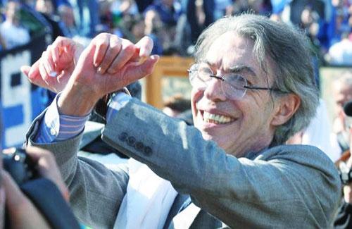 Президент солидарен с Моуриньо... | Интер Милан | Inter Milan