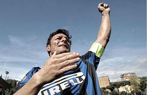Хавьер Дзанетти. Человек-памятник. | Интер Милан | Inter Milan
